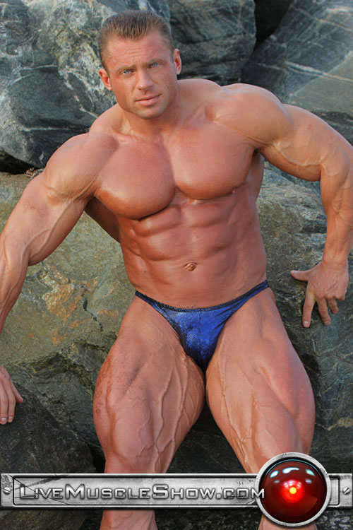 Huge Gay Bodybuilders The Ultimate Muscle Collection
