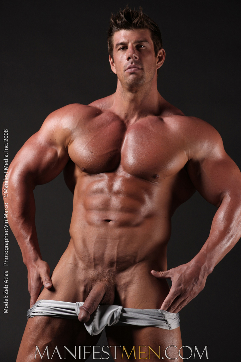 Zeb Atlas ManifestMen01 gay penis hot