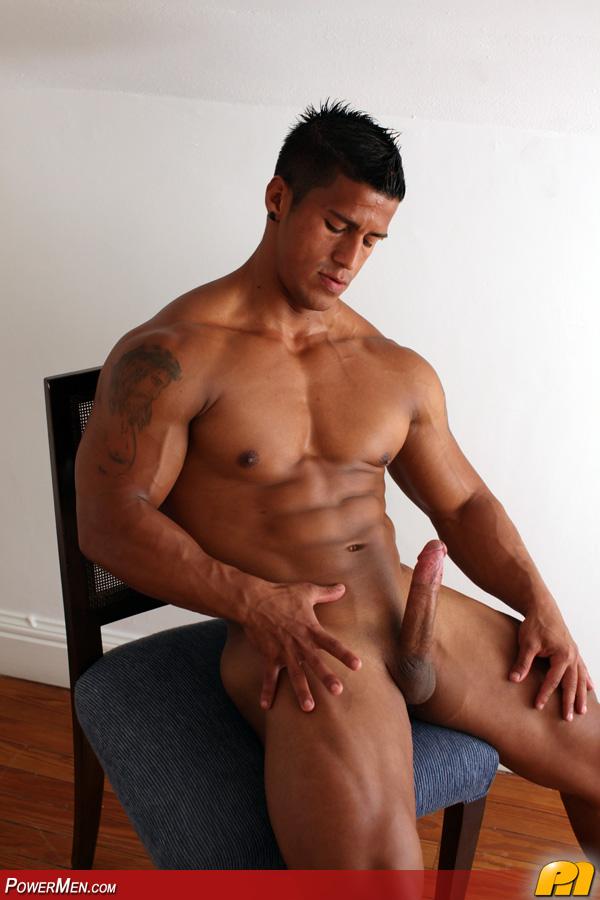 from Nikolas gay hunk latin muscle porn