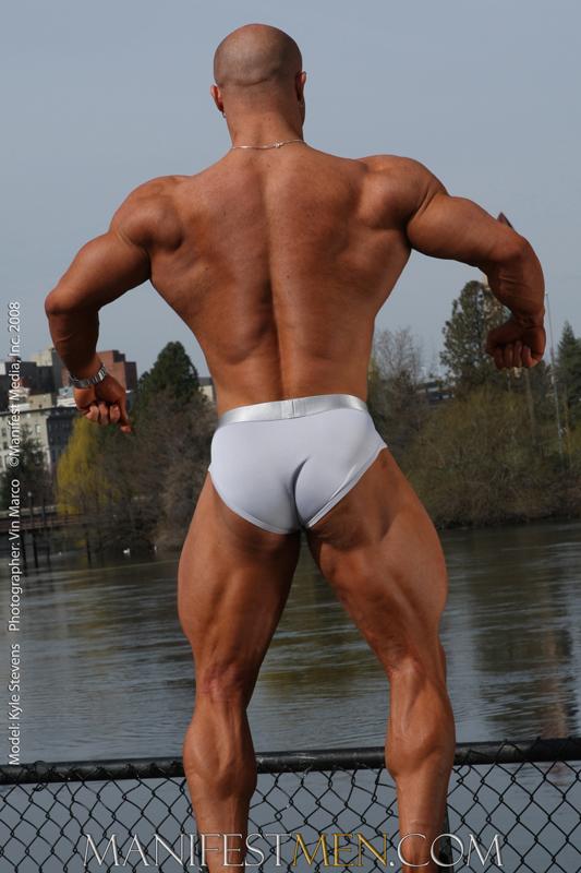 Bbw ass in tight shorts