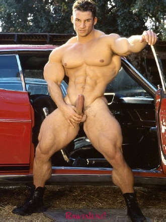 Warren recommend best of nude gay muscle pose