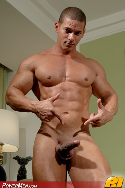gay muscle hunk
