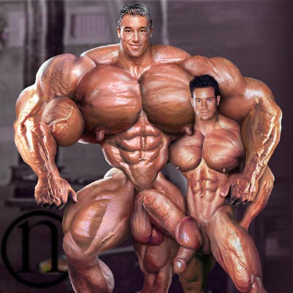 Секс чувственных накачанных мускулистых геев смотреть онлайн бесплатно
