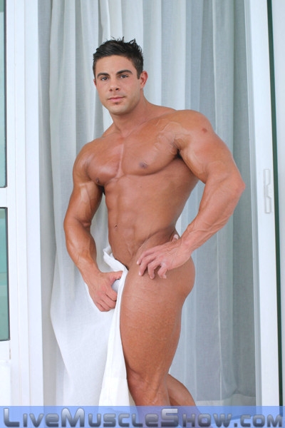 Rocco Martin Muscle