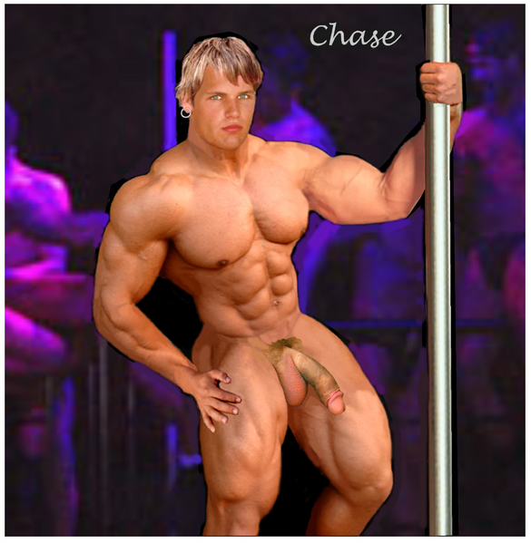 naked Gay male bodybuilders