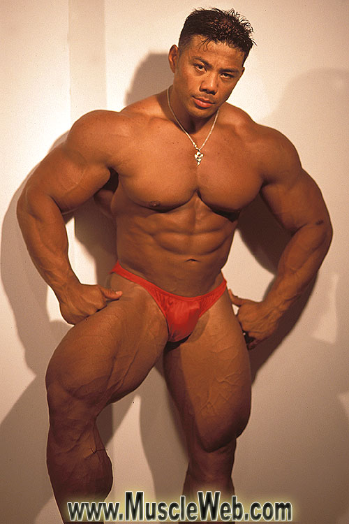 Huge Gay Bodybuilder Ray Arde Hot Pictures
