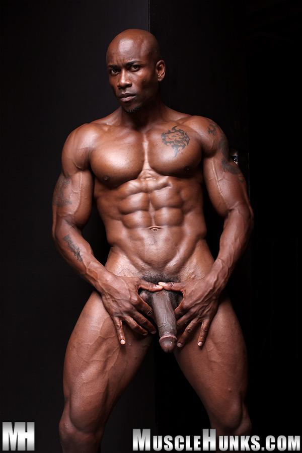 big muscle big dick
