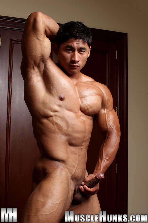 Sexy Asian Personal Trainer